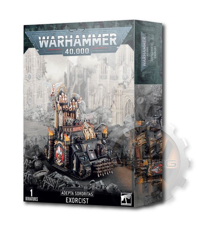 Warhammer 40000 Adepta Sororitas Exorcist