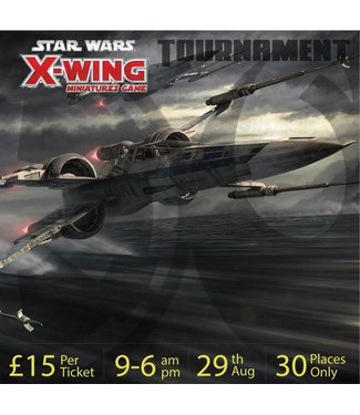 4Tk Gaming X-Wing Tournament (29th Aug 2021)