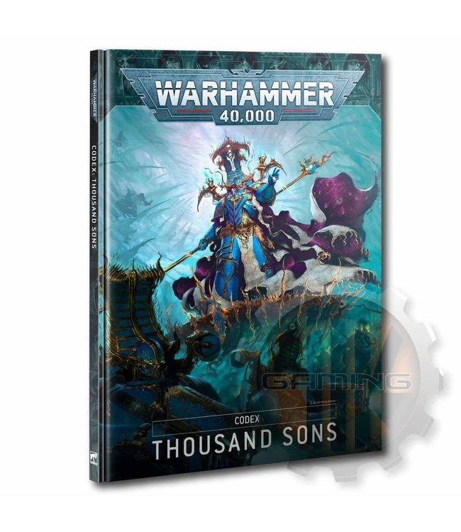 Warhammer 40000 Codex: Thousand Sons (Hb)