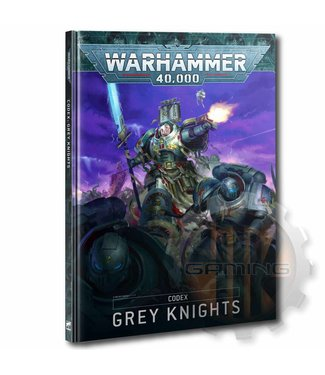 Warhammer 40000 Codex: Grey Knights (Hb)