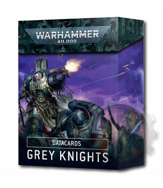 Warhammer 40000 Datacards: Grey Knights