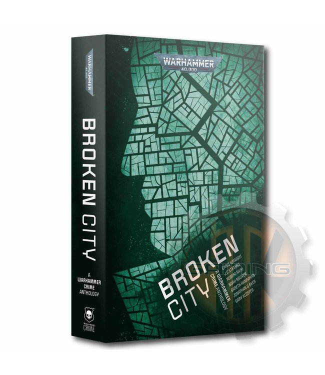Black Library Broken City (Pb)