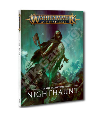 Age Of Sigmar Battletome: Nighthaunt (Hb)