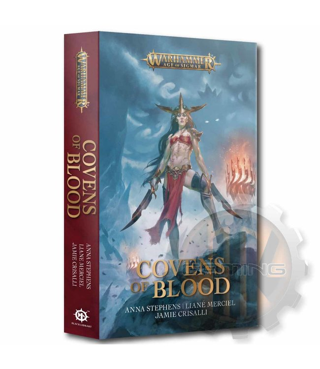 Black Library Covens Of Blood