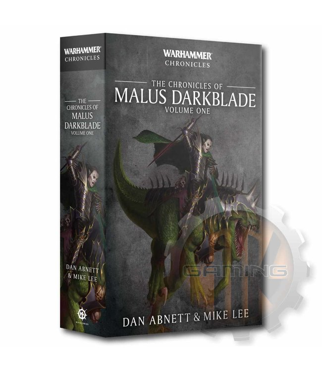 Black Library Chronicles Of Malus Darkblade: Volume 1