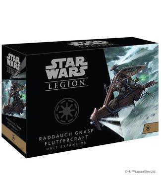 Star Wars Legion Raddaugh Gnasp Fluttercraft Unit Expansion