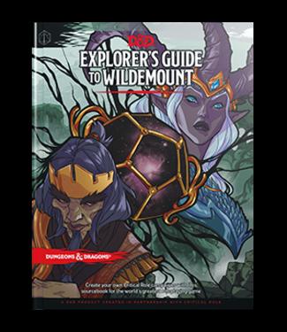 Dungeons & Dragons Explorer's Guide to Wildemount: Dungeons & Dragons