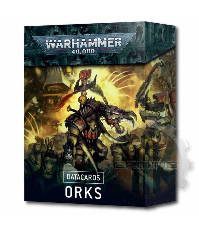 Warhammer 40000 Datacards: Orks