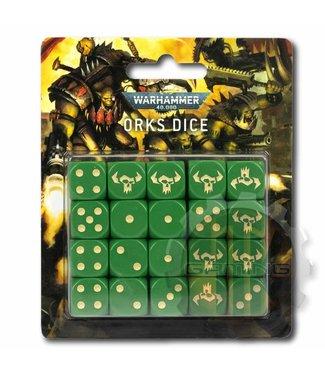 Warhammer 40000 Warhammer 40000: Orks Dice