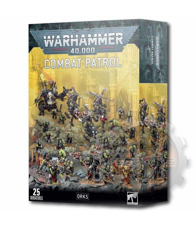Warhammer 40000 Combat Patrol: Orks