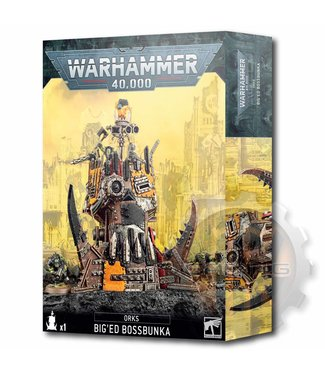 Warhammer 40000 Orks: Big 'Ed Bossbunka