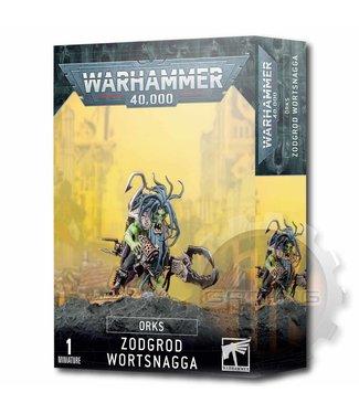 Warhammer 40000 Orks: Zodgrod Wortsnagga