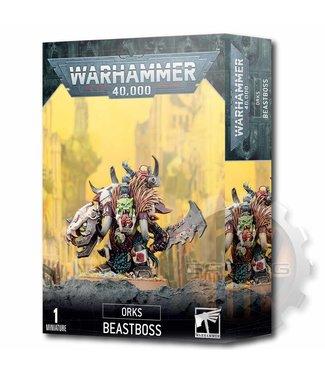 Warhammer 40000 Orks: Beastboss