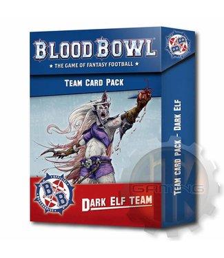 Blood Bowl Blood Bowl Dark Elf Team Card Pack