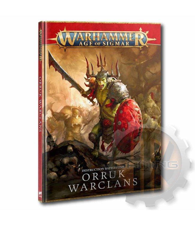 Age Of Sigmar Battletome: Orruk Warclans (Hb)