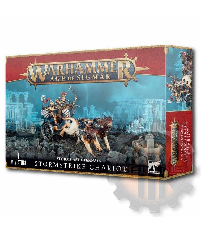 Age Of Sigmar Stormcast Eternals: Stormstrike Chariot