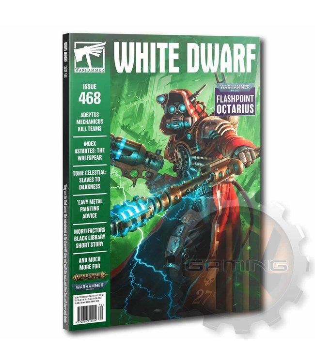 White Dwarf White Dwarf 468 (Sep-21)