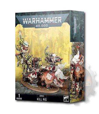 Warhammer 40000 Orks: Kill Rig