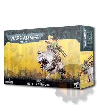 Warhammer 40000 Orks: Mozrog Skragbad