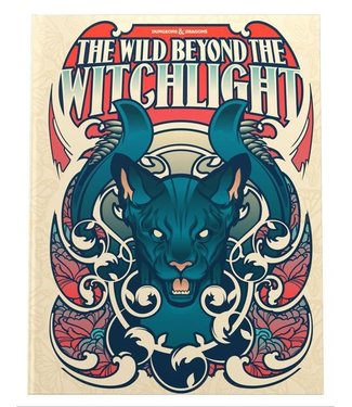 Dungeons & Dragons (Alternative cover) The Wild Beyond the Witchlight: Dungeons & Dragons