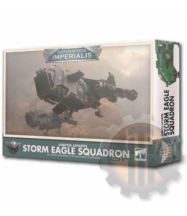 Aeronautica Imperialis Adeptus Astartes: Storm Eagle Squadron