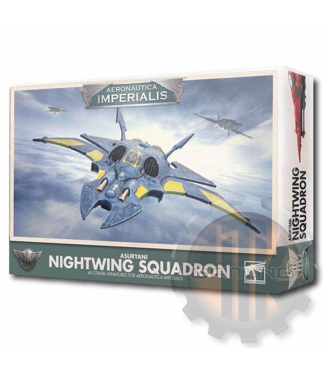 Aeronautica Imperialis Aeronautica Imperialis : Asuryani Nightwing Squadron