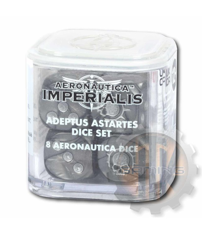 Aeronautica Imperialis Aeronautica Imperialis: Adeptus Astartes Dice Set