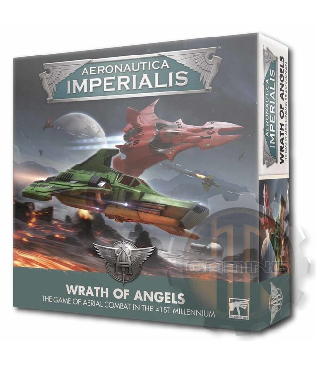 Aeronautica Imperialis Aeronautica Imperialis: Wrath Of Angels