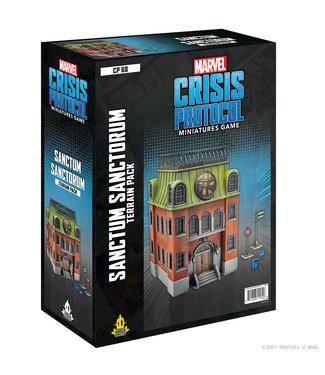 Marvel Crisis Protocol: Sanctum Sanctorum Terain