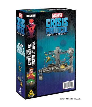 Marvel Crisis Protocol: Rival Panels: Spider-man vs. Doctor Octopus