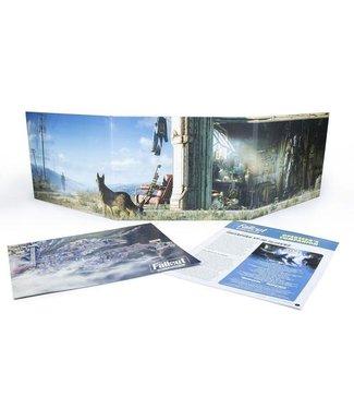 Fallout: Wasteland Warfare Fallout: Wasteland Warfare - RPG - GM Screen and Booklet