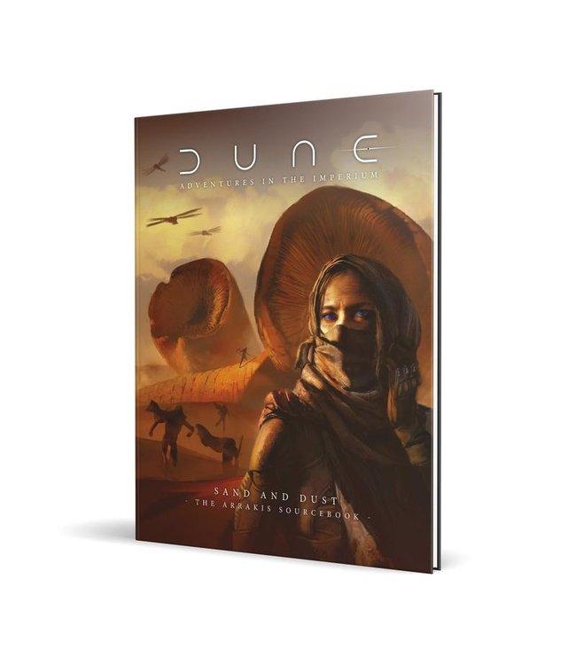 Dune RPG Dune - Adventures in the Imperium: Sand and Dust