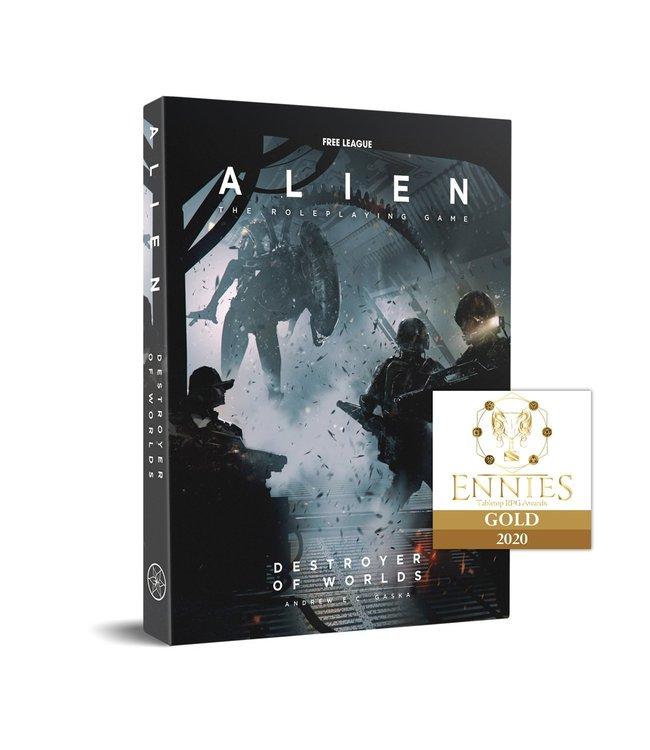 Alien RPG Alien RPG: Destroyer of Worlds