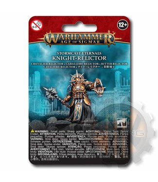 Age Of Sigmar Stormcast Eternals: Knight-Relictor