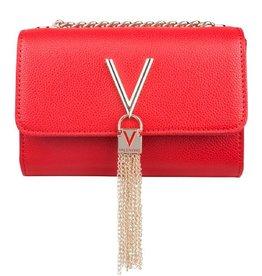 Valentino Valentino Clutch Divina Rosso S