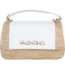 Valentino Valentino Satchel White
