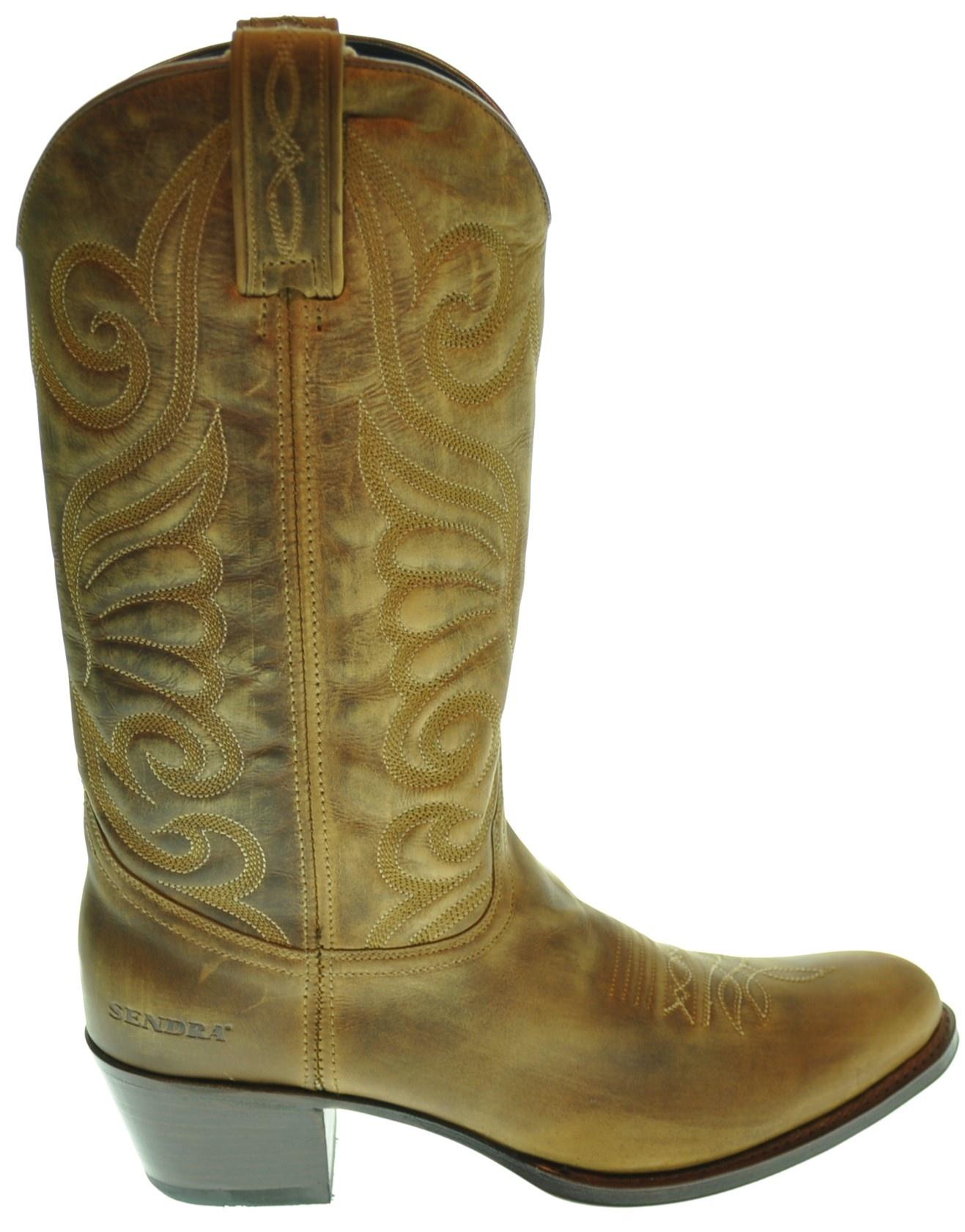 Sendra Sendra Cowboy Laars ( 37 t/m 40 ) 192SEN02