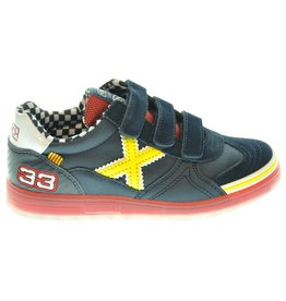 Munich Munich Sneaker ( 26 t/m 36 ) 202MUN02