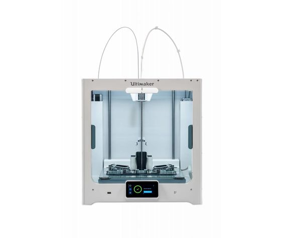 Ultimaker S5, training & installationservice available