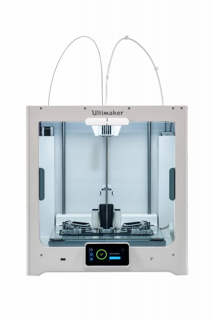 Ultimaker S5 VAT incl. , professional best in class 3D printer !