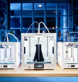 On-site install + explanation Ultimaker