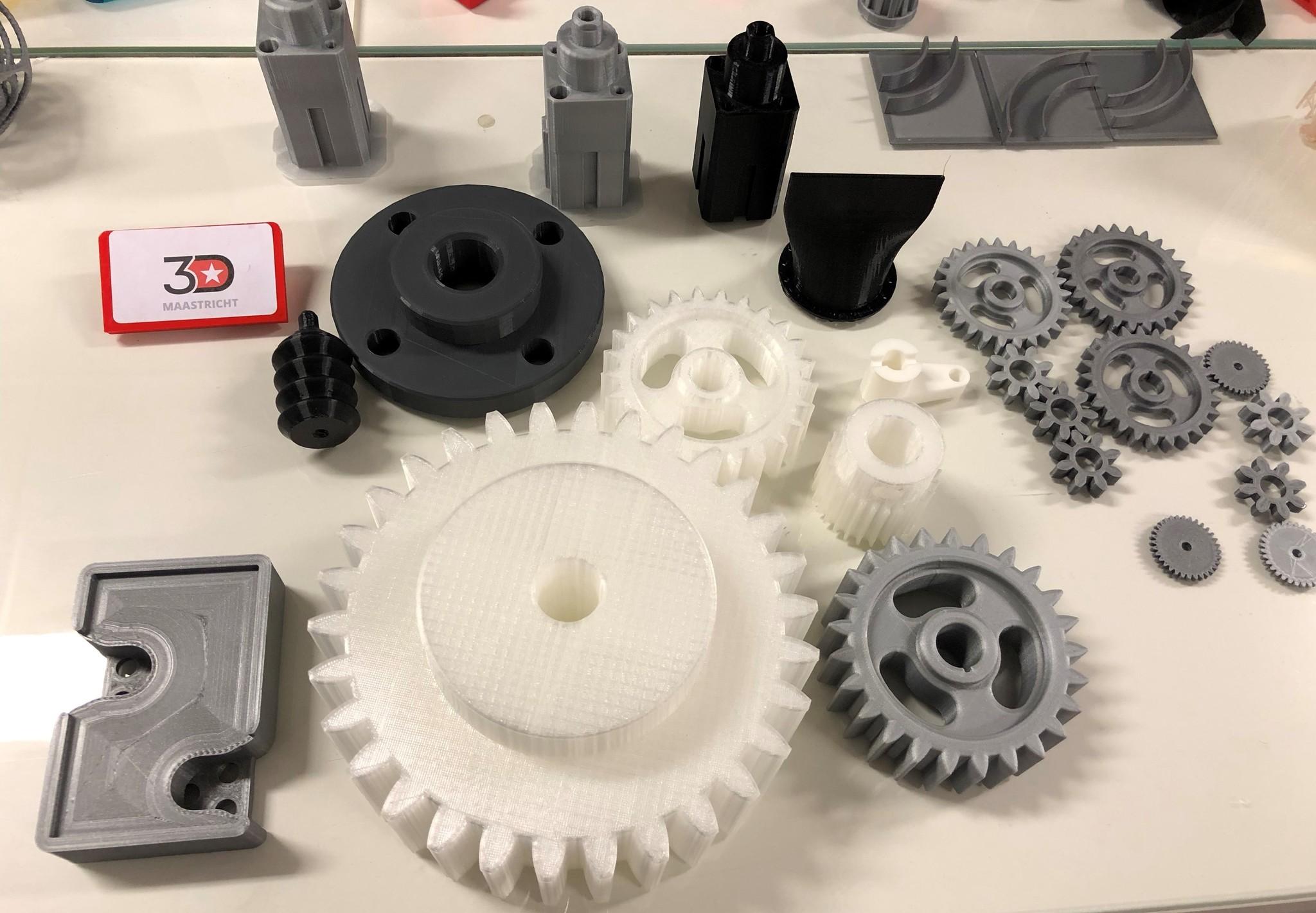 3D Maastricht BV 3D Printservice Industry