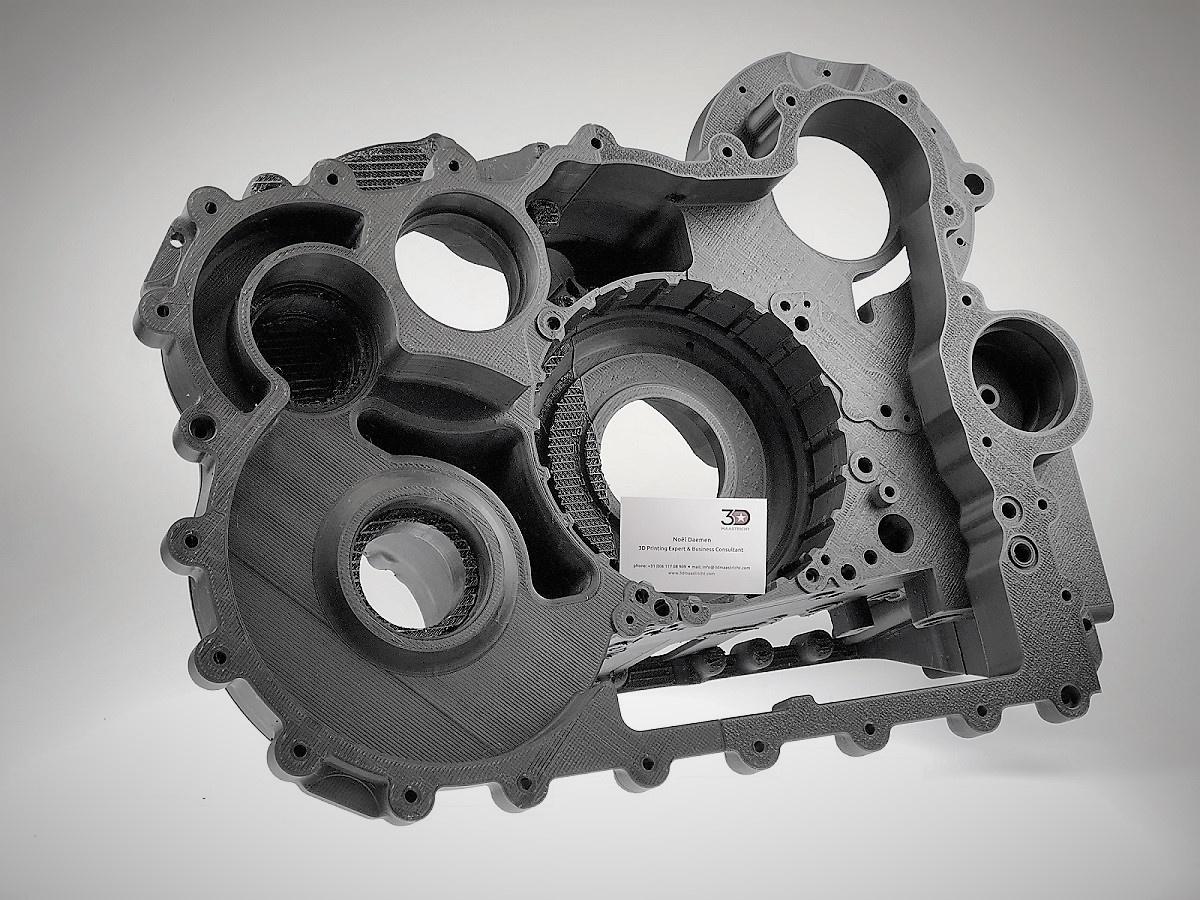 3D Maastricht BV 3D Printservice Industrie