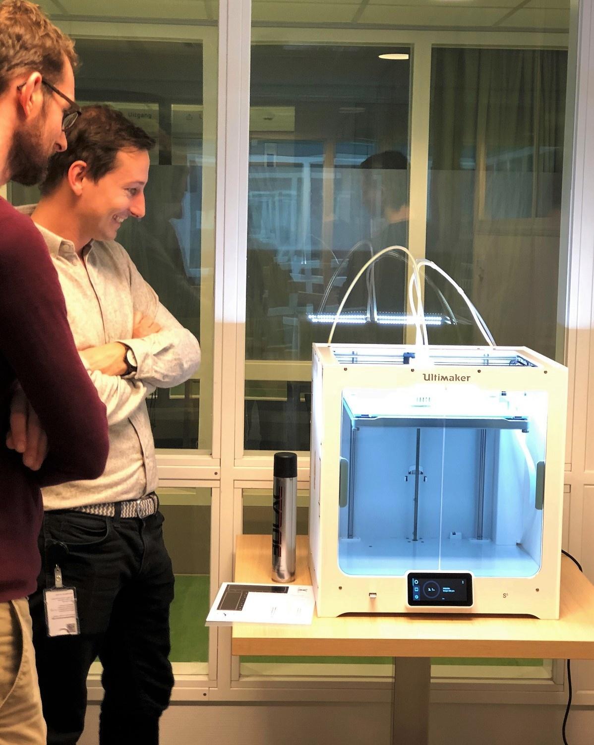 3D design& printservice industry