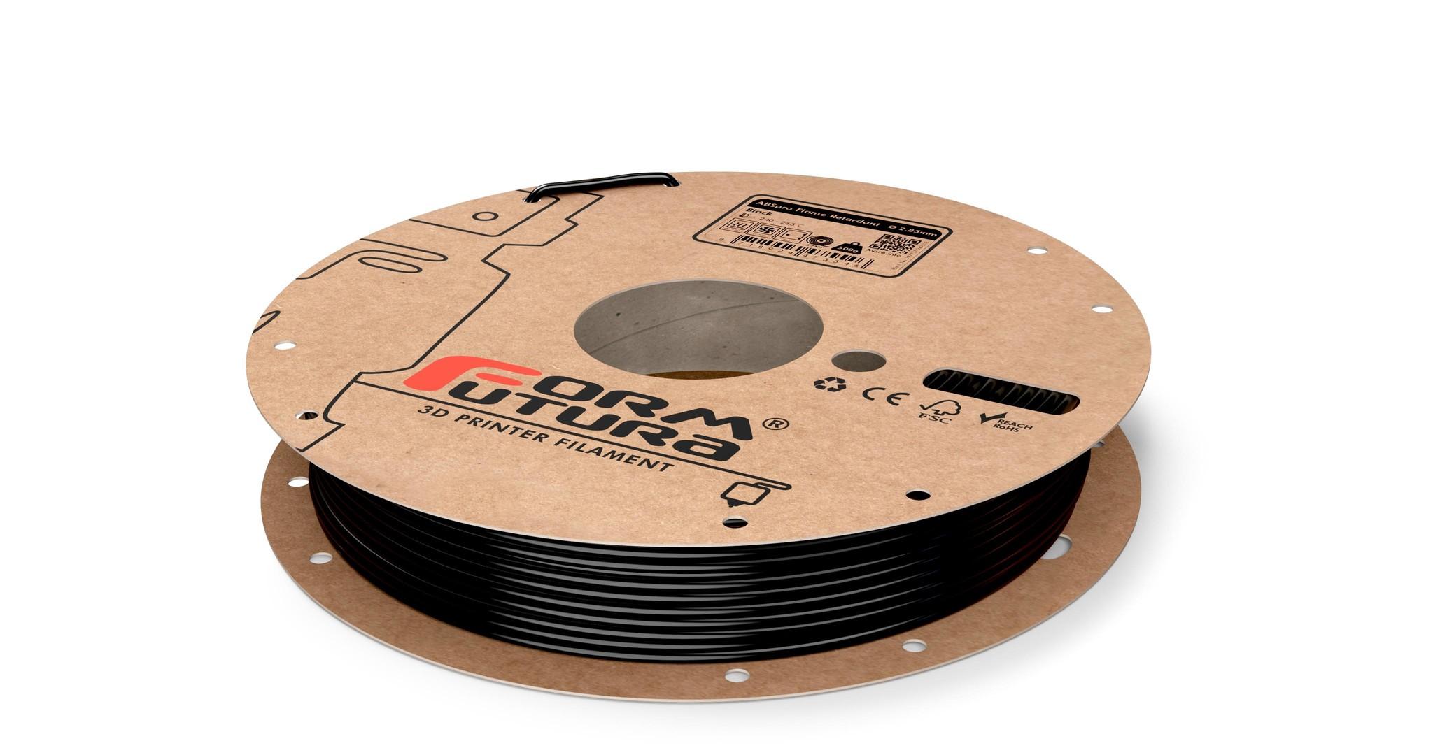 Formfutura ABS-Pro-FR-Black-285-500g
