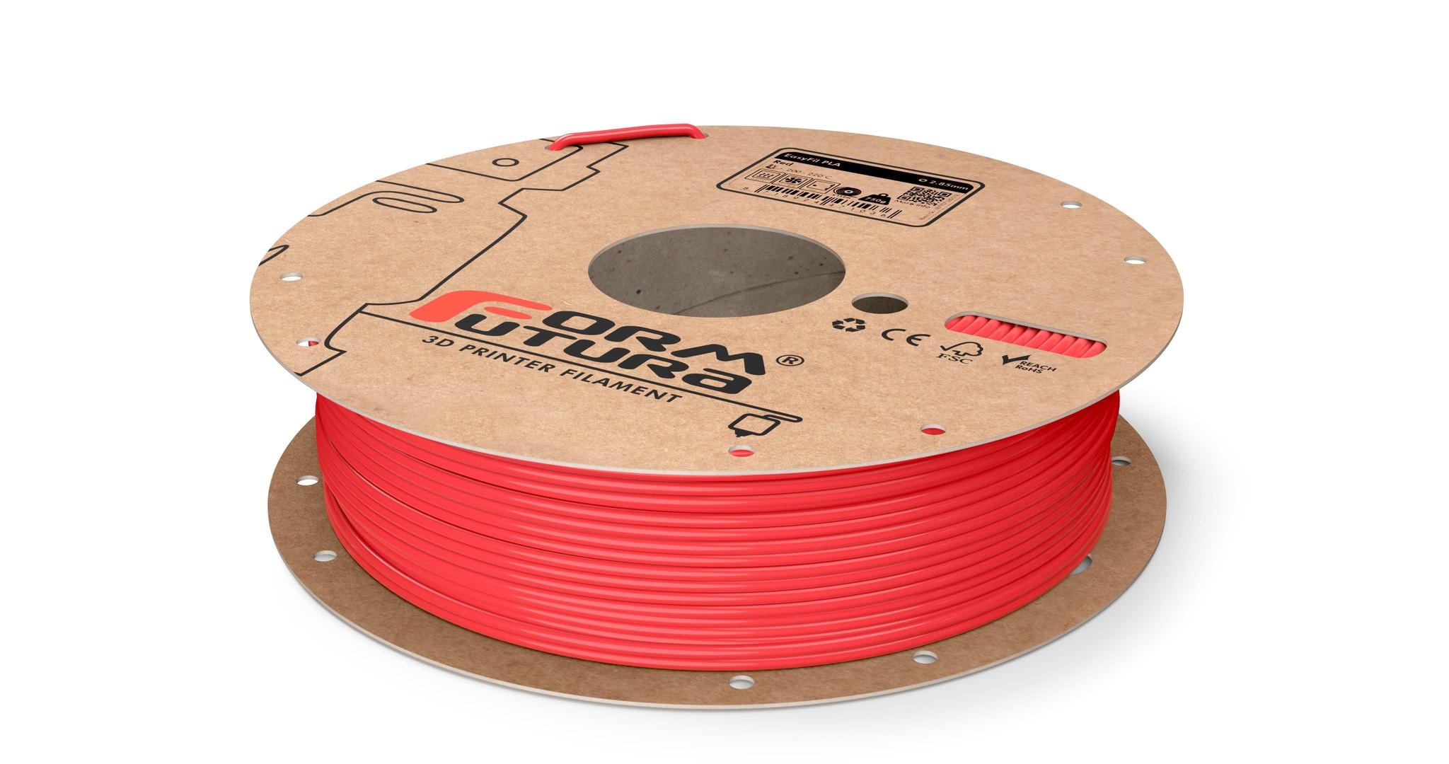 Formfutura EasyFil-PLA-Red-285-750g