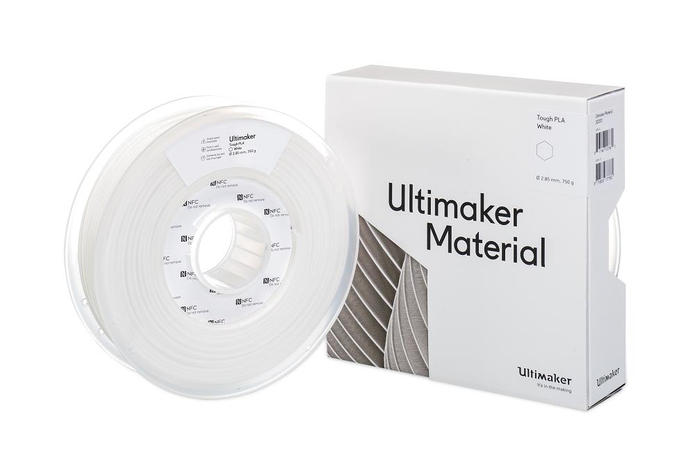 Ultimaker Tough PLA Ultimaker White