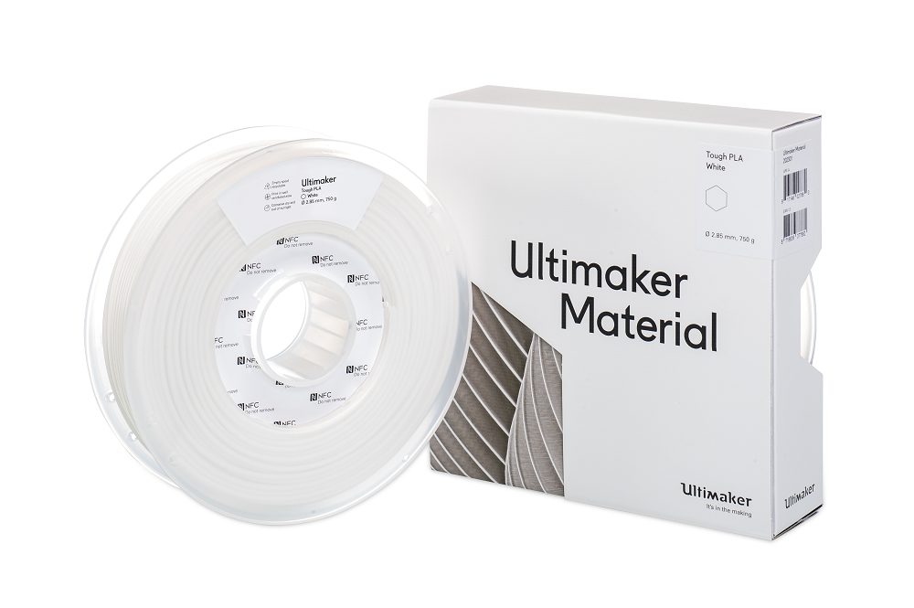 Ultimaker Tough PLA Ultimaker Wit