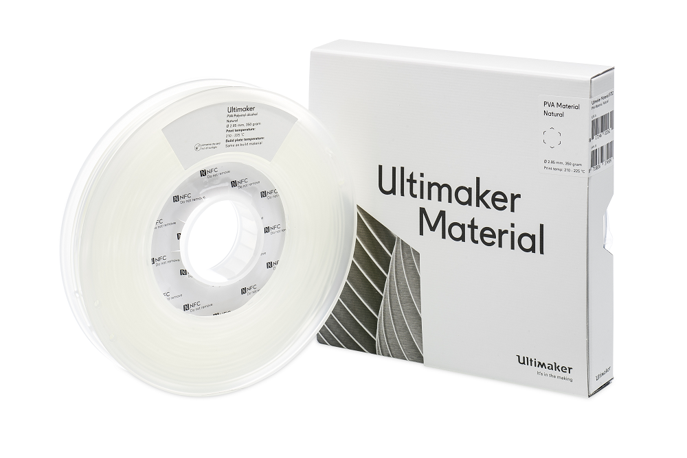 Ultimaker PVA Ultimaker Natural 350 gram