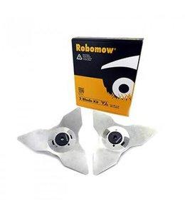 Robomow 2 set bladen voor RS/TS/MS